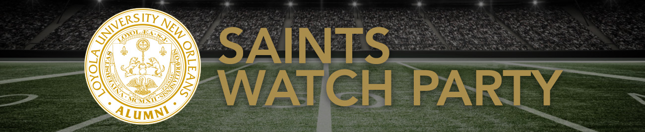 Alumni Saints Watch Party
