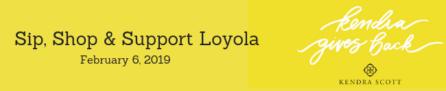 Sip, Shop and Support Loyola